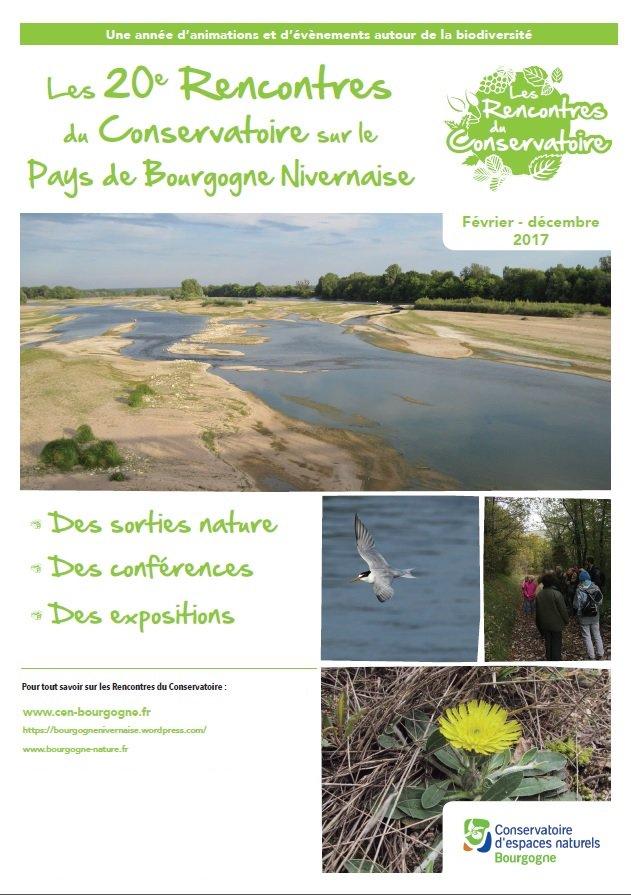 Appel à participation – 17e rencontres BFC Nature