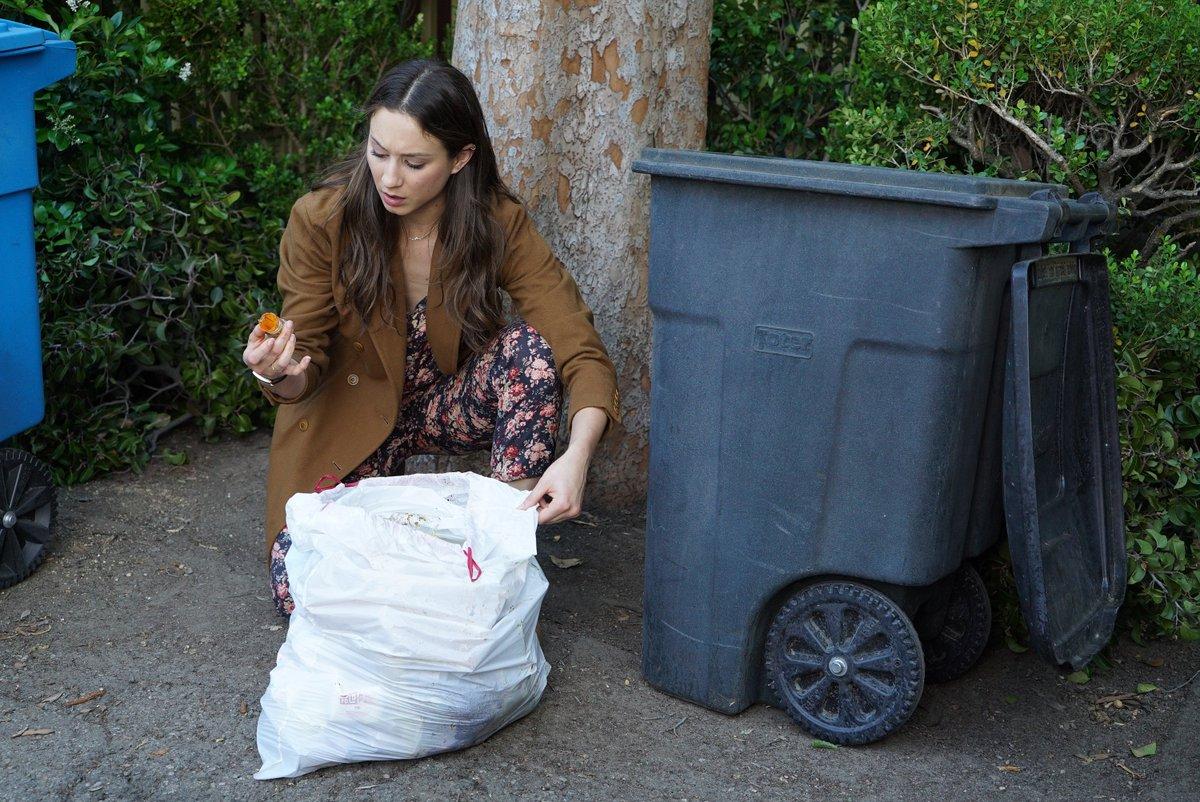 At least it was empty.  124 of 150 // Season 6, Episode 4. #PrettyLitt...