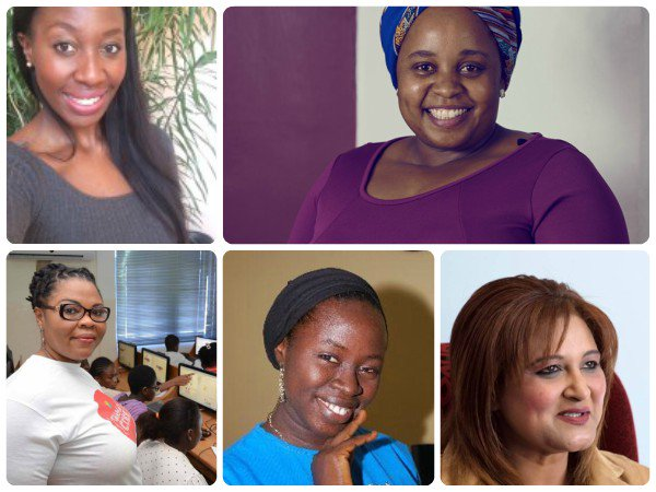 Top 9 women tech innovators in Africa -Women in Africa continue to make their mark in ... - https://t.co/J534TYccdL https://t.co/wOw33BpsW1