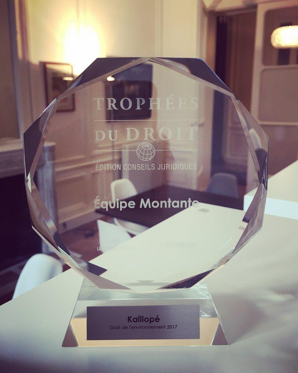 https:// shar.es/1UMzBk  &nbsp;   Trophée du droit 2017: Kalliopé &quot;équipe montante&quot; en droit de l&#39;environnement ! #tropheedudroit #environment <br>http://pic.twitter.com/3Sx4gKggOE