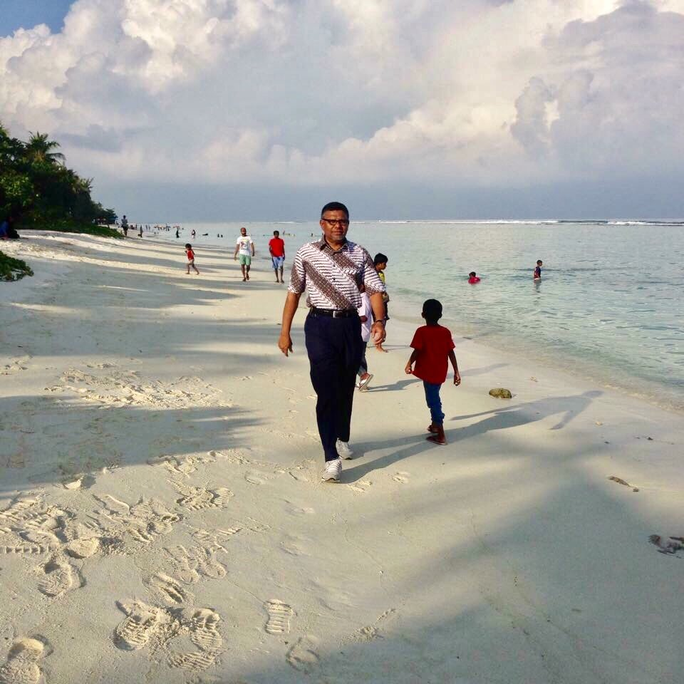 Greetings from the beautiful Maldives  #Treve #Beach  #Maldives<br>http://pic.twitter.com/8d4QcZ920n