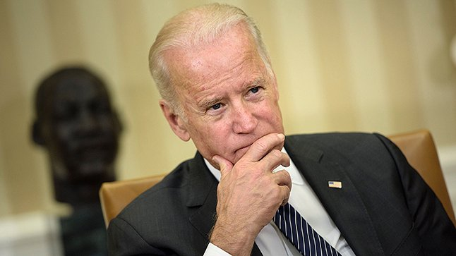 Biden on Trump, Russia relationship: 'What in the hell are we doing?'...