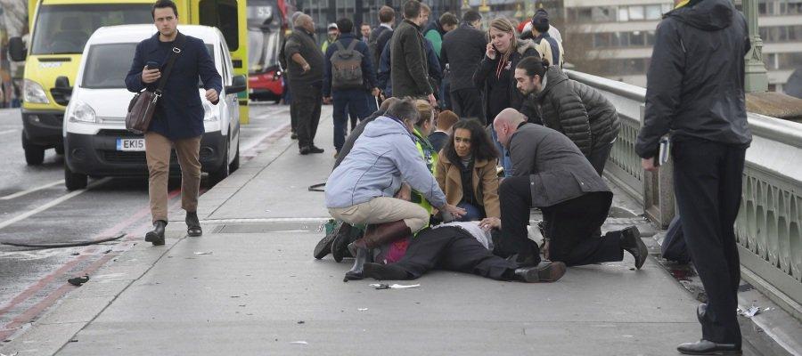 #ÚLTIMAHORA Las autoridades confirman que el ataque de Londres es 'ter...