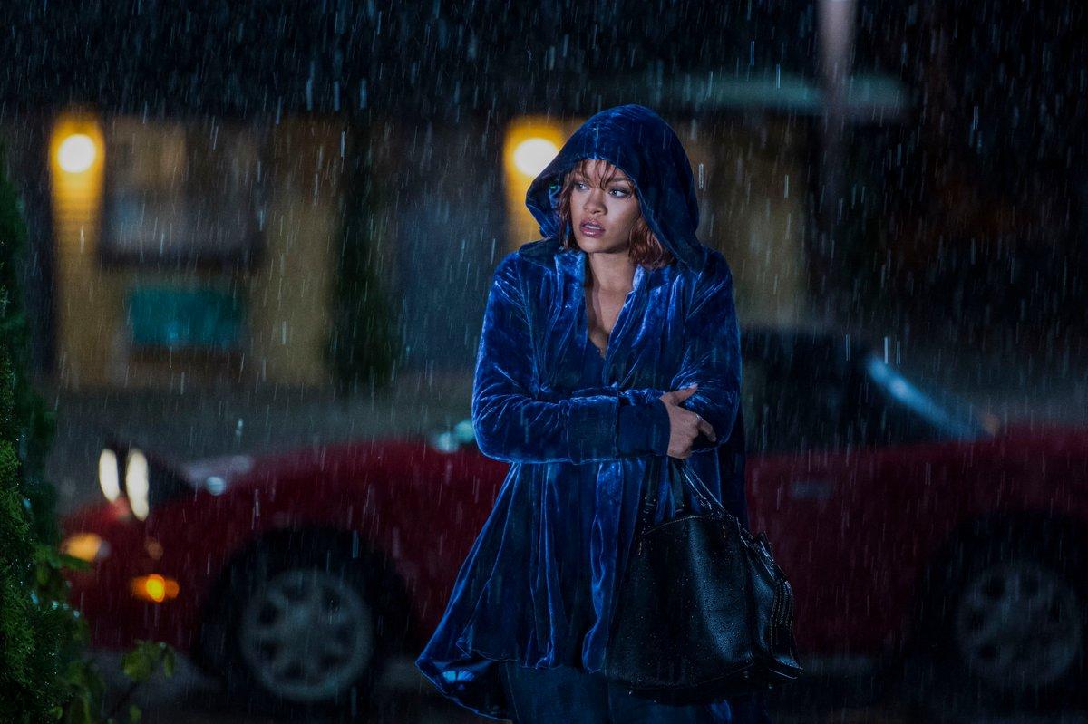 'You can stand under my umbrella (ella, ella, eh, eh)' - Norman, proba...