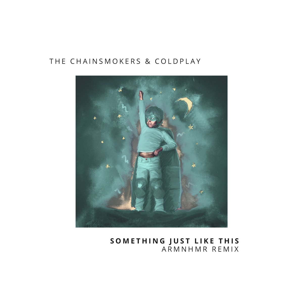 Here's our remix for @TheChainsmokers & @Coldplay's - #SomethingJu...