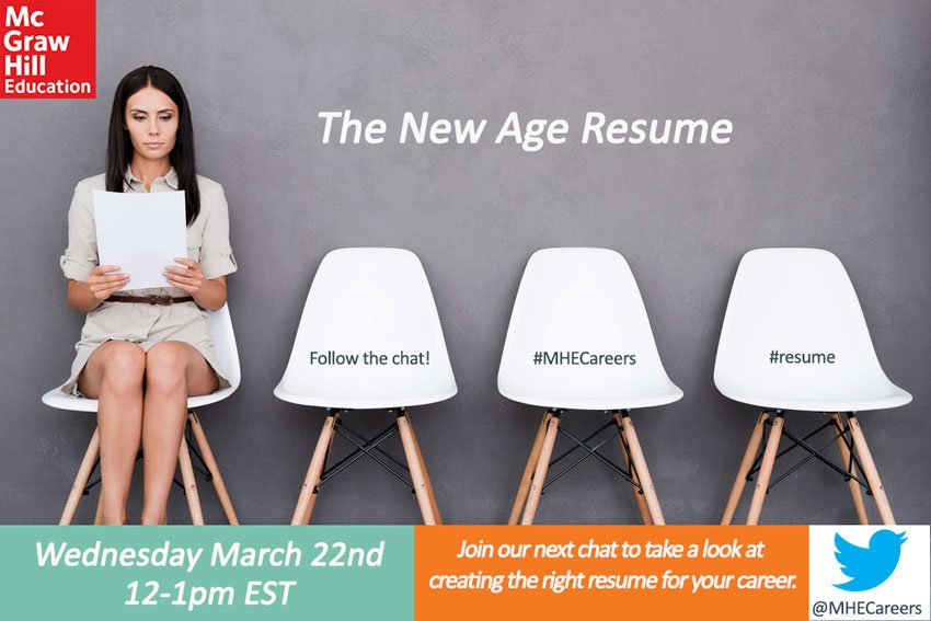 Thumbnail for #MHECareers: The New Age Resume