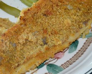 Italian Style Catfish Fillets