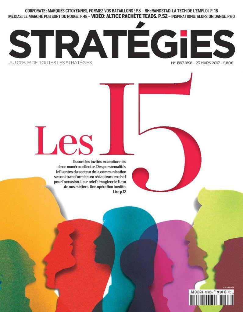 Stratégies : numéro collector exceptionnel ▷  http:// bit.ly/2mQBwbQ  &nbsp;    #stratégies #mediassociaux<br>http://pic.twitter.com/wab6VLKQIV