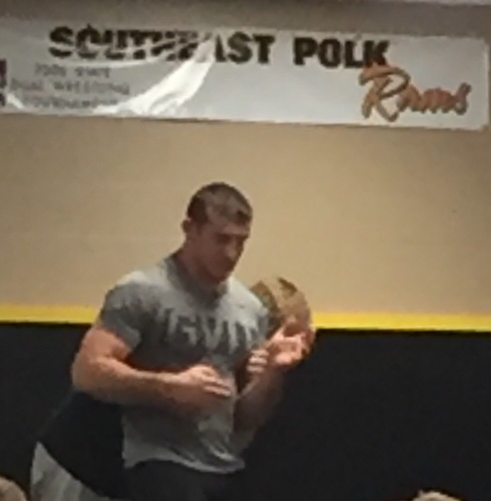 @IronRams @sepwrestling it's time! 6:00pm tonight with @caldwell_cody https://t.co/h6016yu0rL