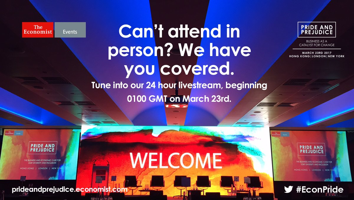 The business case for #LGBT rights at #EconPride https://t.co/X4aA30py...