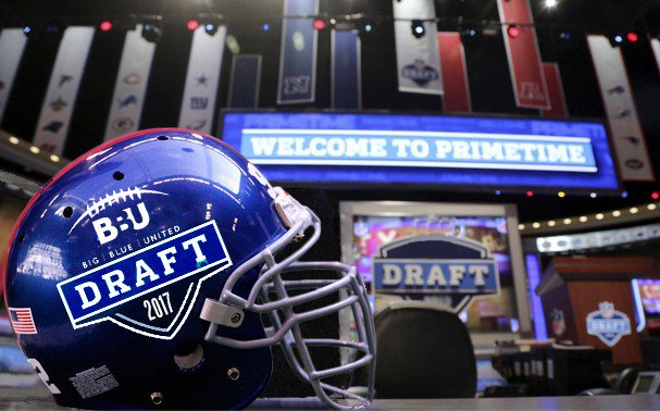 My 2017 Giants Mock Draft 1.0 will be released today with just over 1 month until Draft Day. #BBU #GiantsDraft #NFLDraft #Giants #GiantsChat <br>http://pic.twitter.com/058V3diVsf