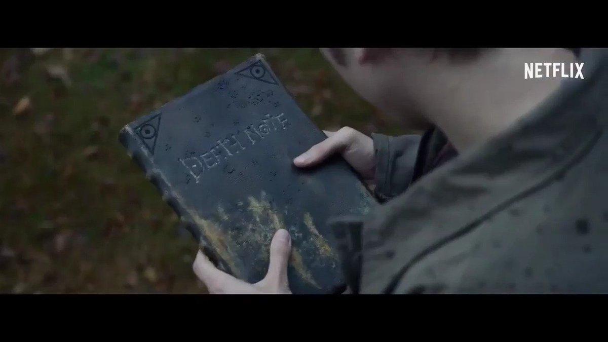 Un film Death Note à venir sur Netflix ! Le trailer a été diffusé : ht...