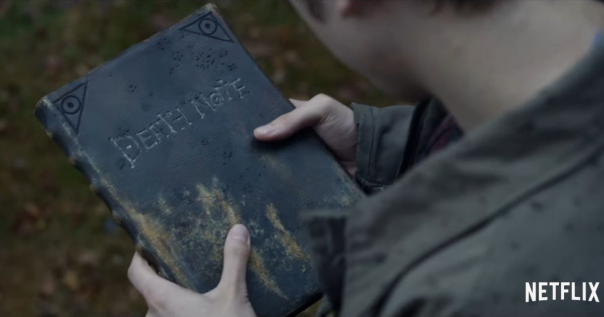 Netflix's big budget 'Death Note' remake lands on August 25th https://...