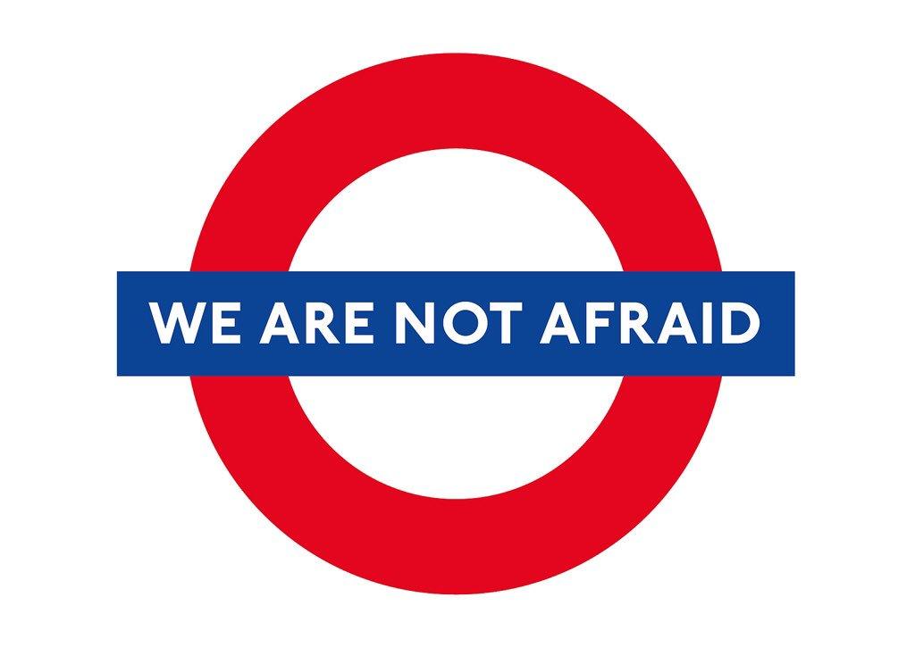 Terrorism will never win #Westminster #PrayForLondon #retweet https://...