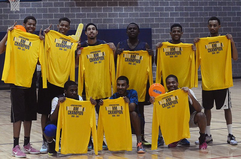 Congrats to Da Kartel on winning the IM Competitive 5-on-5 Basketball Championship #UNCG #SpartanStrong https://t.co/Bfm03OeohH