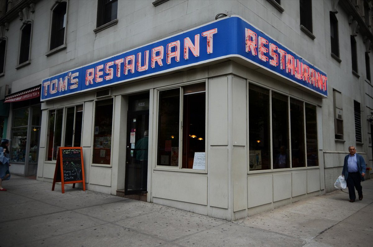 #Seinfeld big salads and black and white cookies are coming to #Toront...