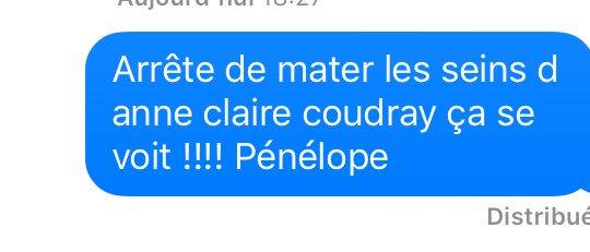 Exclu: voila les messages de coaching que recevait francois Fillon pendant le débat #FillonGate #DebatTF1