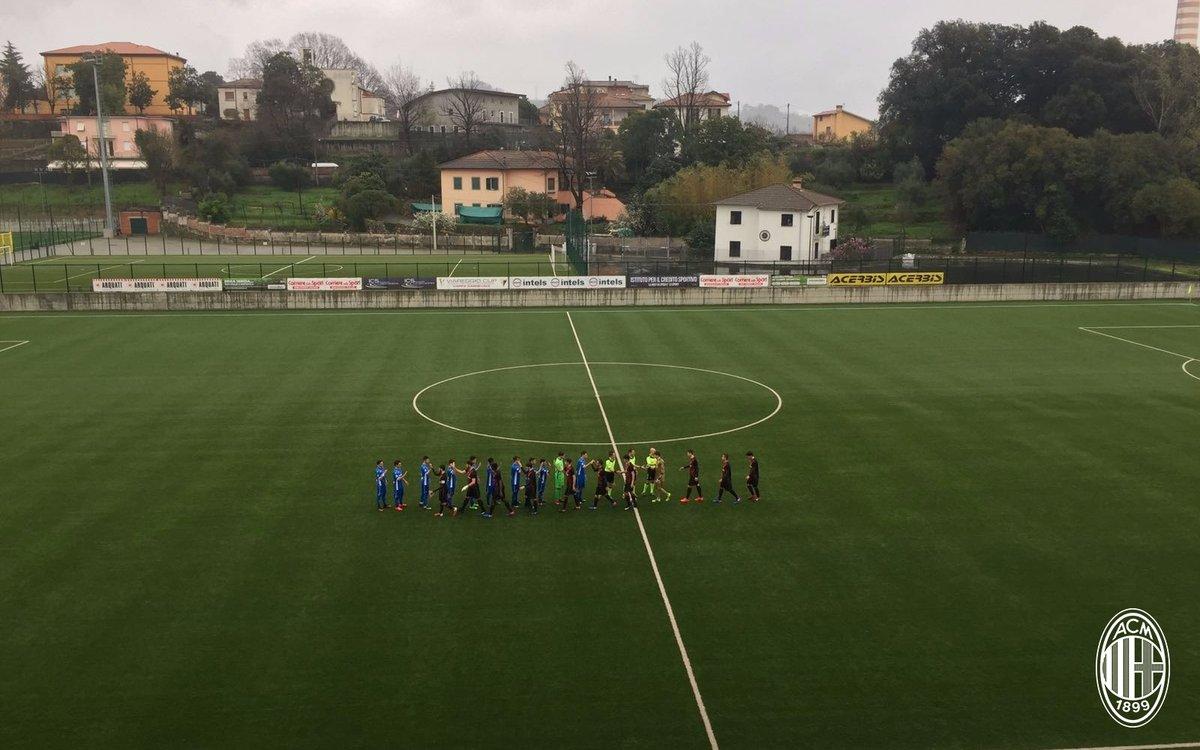 #ViareggioCup, #EmpoliMilan 1-0: un calcio di rigore elimina i rossoneri!  Il resoconto: