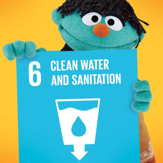 Raya supports Global Goal 6: Clean #water and sanitation for all. Will...