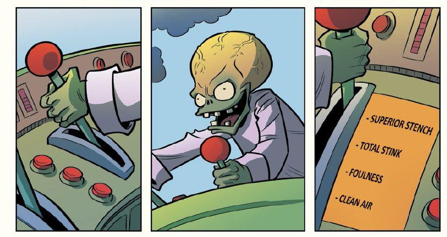 Plants Vs Zombies On Twitter Watch Out Dr Zomboss Has Upped The