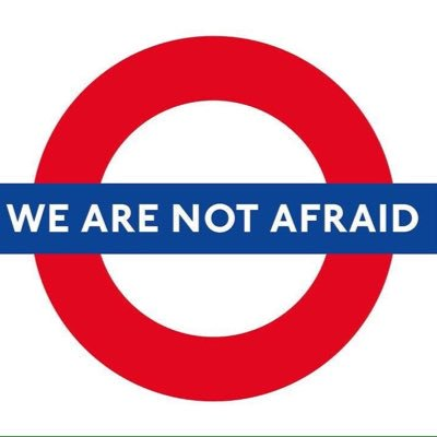 Dear terrorists, with love, London.... #wearenotafraid https://t.co/uuSjgusQBV