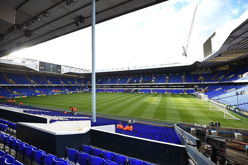 Spurs v Arsenal - ticket ballot update - https://t.co/22PssJhcLU https...