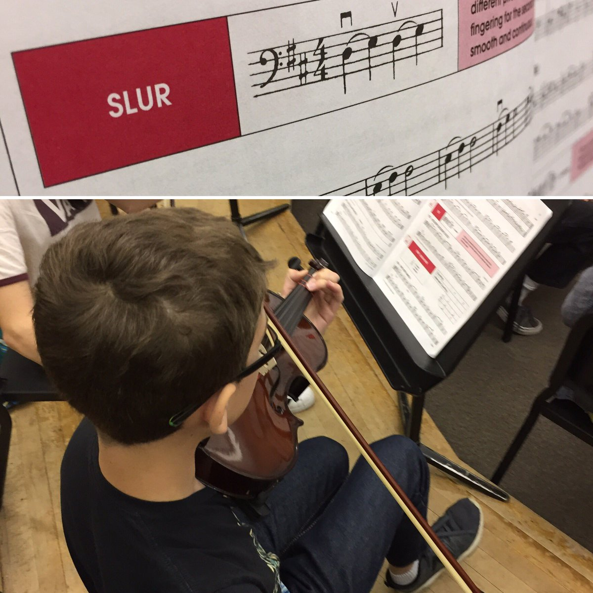 Content vocabulary in action. @PHill_Rams #Orchestra <br>http://pic.twitter.com/oKNOQbtO27