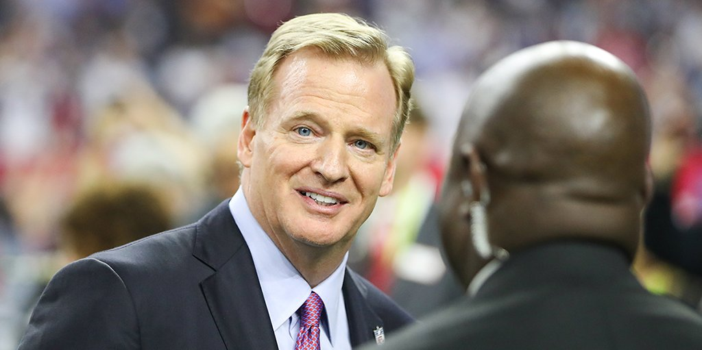 Roger Goodell outlines changes NFL is making to improve pace of game h...