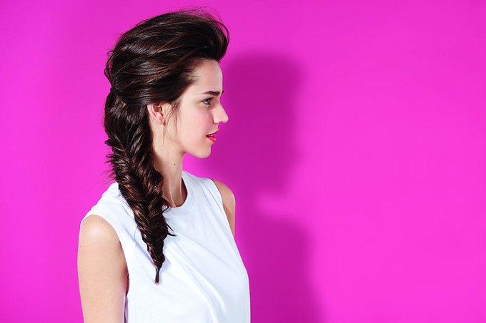 Hair look faidate per capelli lunghi
