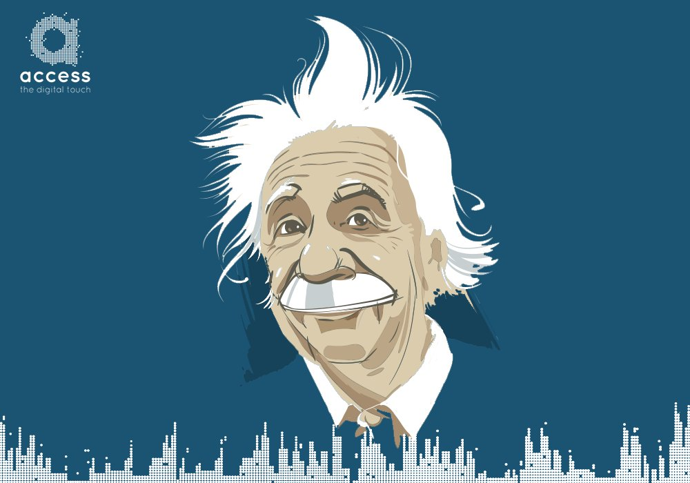 « Une personne qui n'a jamais commis d'erreur n'a jamais tenté d'innover. » *Albert Einstein #Access #Albert #Einstein<br>http://pic.twitter.com/QQ6lJ5Xllx