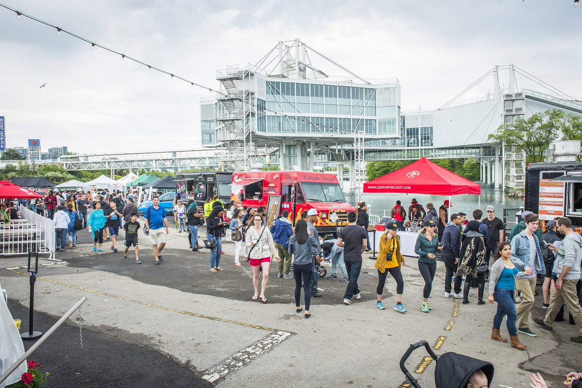 #Toronto is getting a new BBQ festival at Ontario Place https://t.co/r...