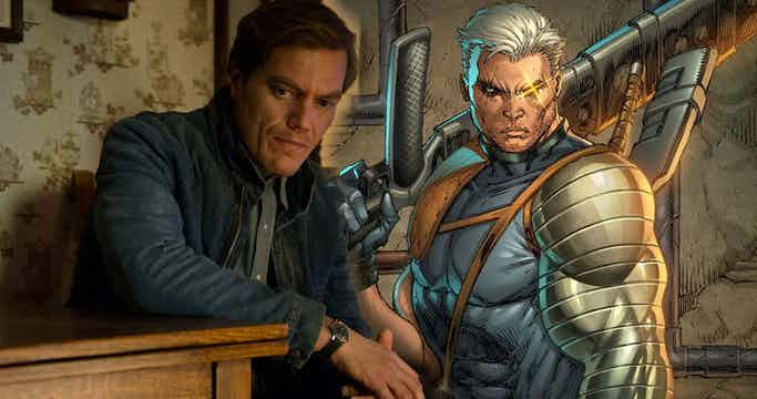 """Deadpool"" Sequel: Michael Shannon Reported Frontrunner to Play Cable..."