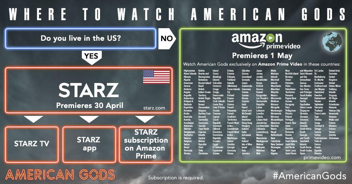 Yes 🙌🏾 wanna watch @AmericanGodsSTZ ?here it is RT @andmichaelgreen: This will reduce my @ # by 80%. https://t.co/guZ7j6mH0U