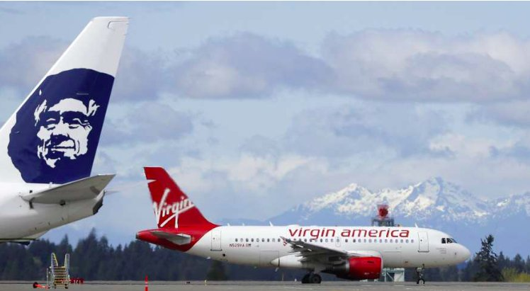 Alaska Airlines to drop Virgin America name in 2019. https://t.co/UJGA...