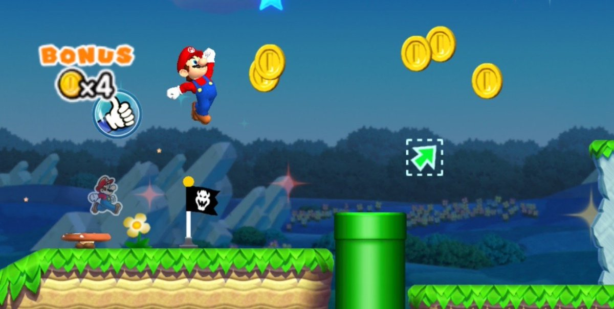 Nintendo releases 'Super Mario Run' on Android a day early https://t.c...