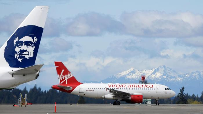 Virgin America will disappear into Alaska Airlines in 2019 https://t.c...