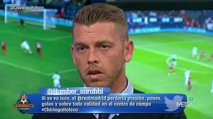 .@jotajordi13: 'Isco SIEMPRE HA QUERIDO JUGAR en el Barça y ahora tien...