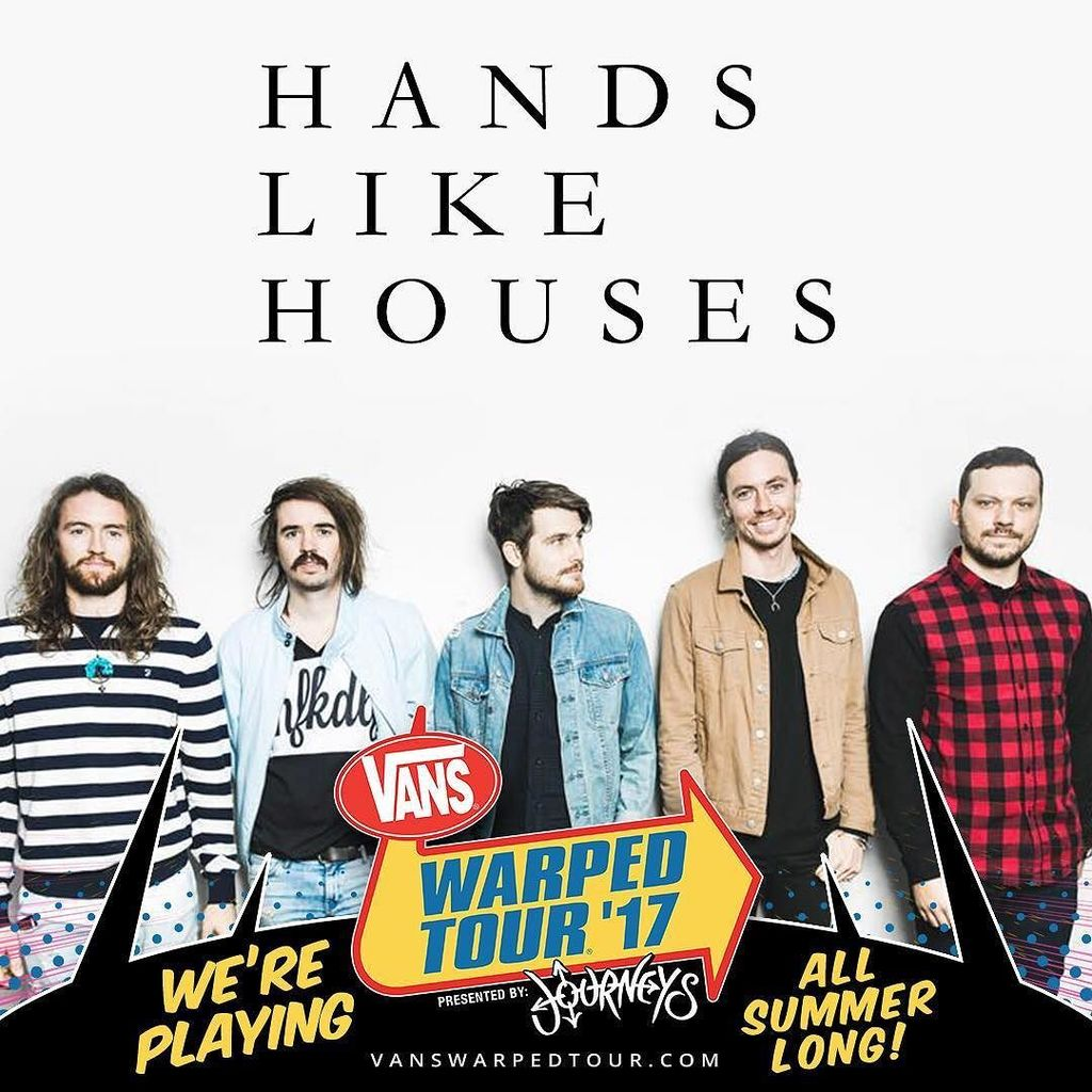 Over the moon to announce another summer of rocknroll on Vans Warped T...