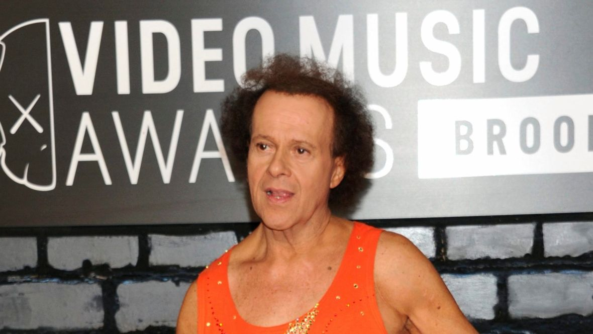 Missed, not missing: Richard Simmons' withdrawal sparks fascination ht...