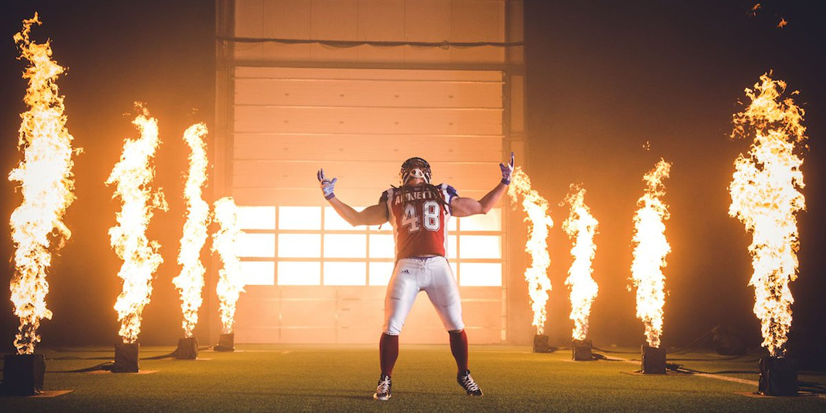 RT if you're fired up about next season! 🔥🏈  #AlsMTL #MarksCFLWeek #Is...