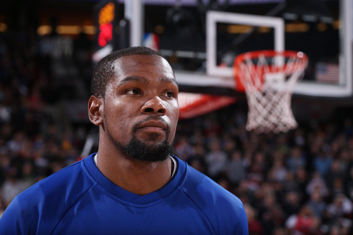 Kevin Durant could return before end of regular season, per @ESPNStein...