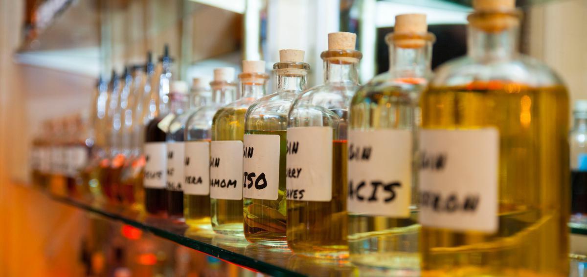 #Tendances #cuisine : le réveil tonic du #gin #cocktail #bars >>...