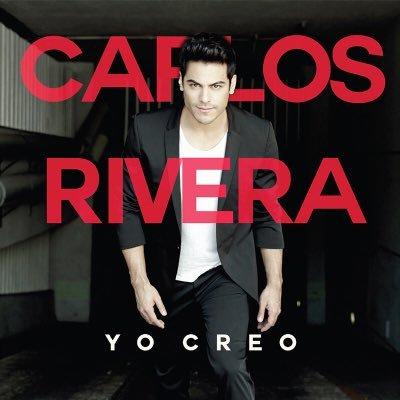 .@LatinGRAMMYs mi álbum favorito es #YoCreo de mi @_CarlosRivera una v...