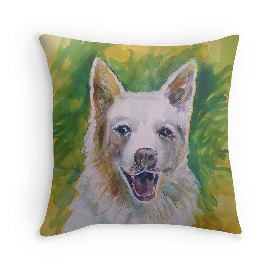 Pet portrait pillows   http:// etsy.me/28RGl1G  &nbsp;    #uksopro #atsocialmedia #handmadehour #woofwoofwednesday #yorkshireis #londonislovinit #87rt <br>http://pic.twitter.com/kKUK5H2wnR
