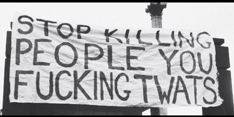 Stop killing...                                                  #pray...