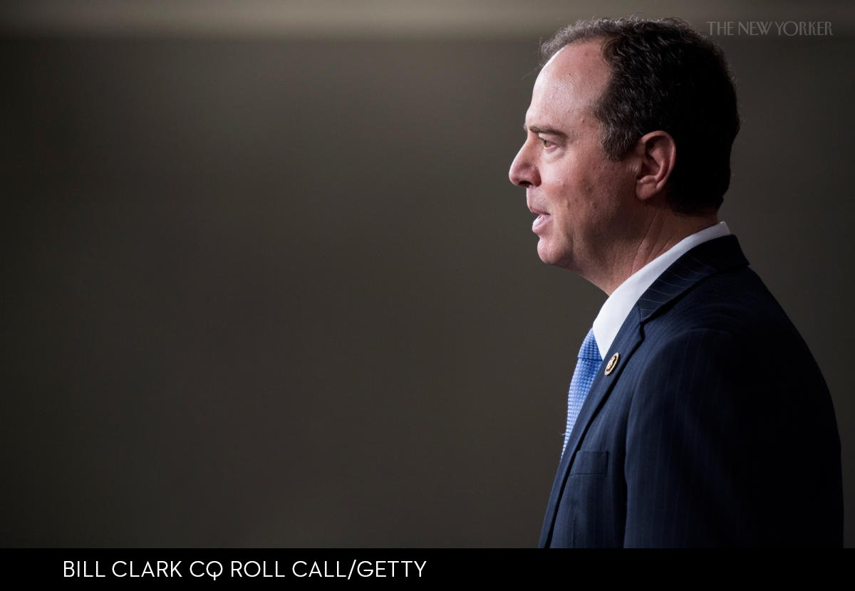 The unlikely liberal hero Adam Schiff is ready to investigate Trump: h...