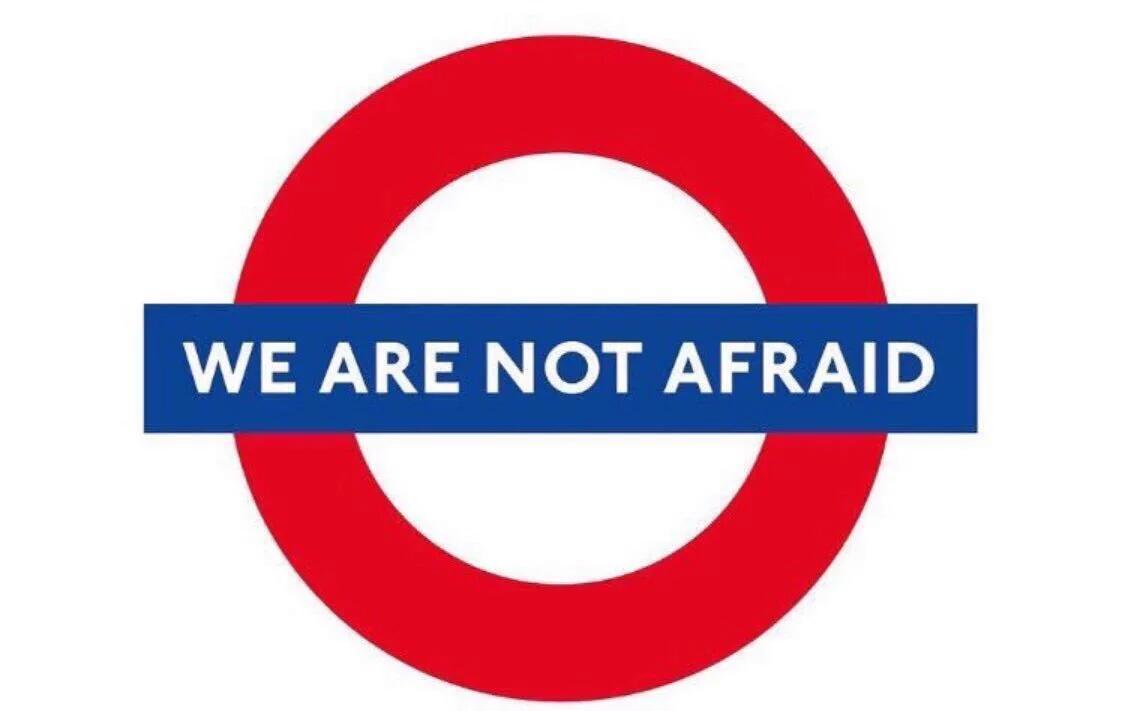 Solidarité à nos amis Britanniques. Pensées et prières pour toutes les victimes. #London #Londres