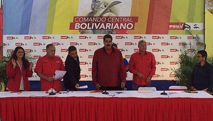 """Ahora el Gobierno implementará el """"Clap farmacéutico"""", anunció Maduro..."""