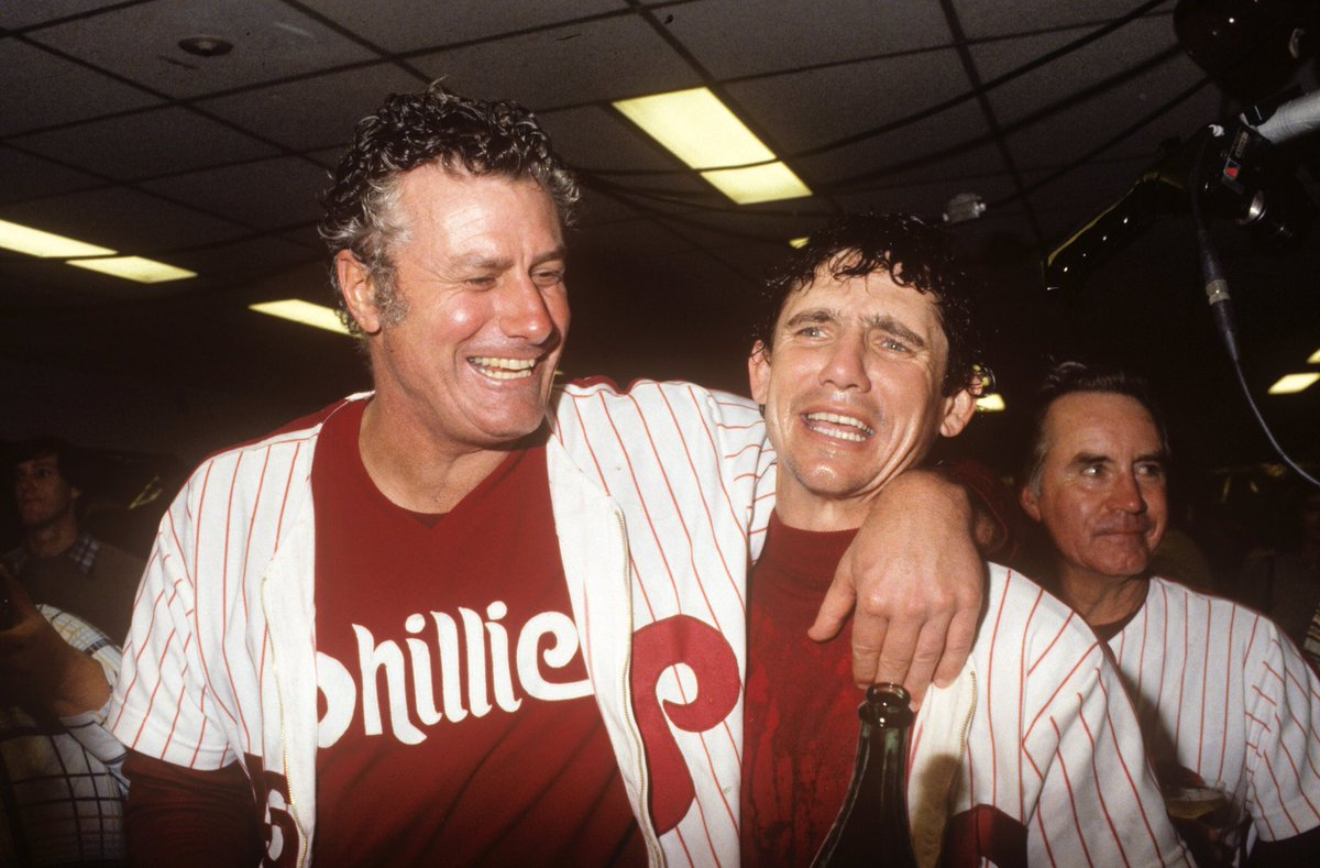 RIP Dallas Green, 82 Managed 1980 #Phillies to first World Series Made...