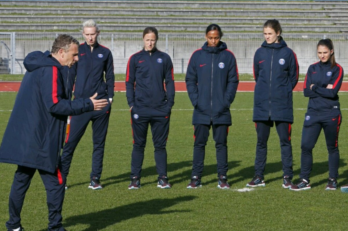 J-1  Bayern de Munich vs Paris Saint-Germain à 19h sur Bein Sports 2 #Objectifs #NeRienLâcher #Ensemble #Force #TeamPSG <br>http://pic.twitter.com/tRJeqCglL6
